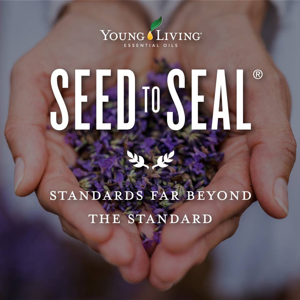 Why we choose Young Living Essential Oils