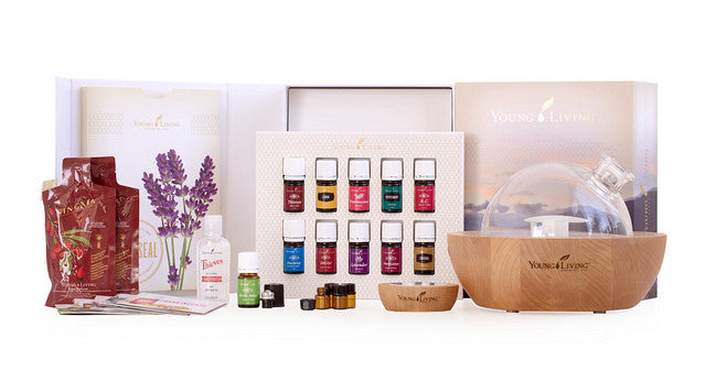 Young Living Essential Oils Starter Kits