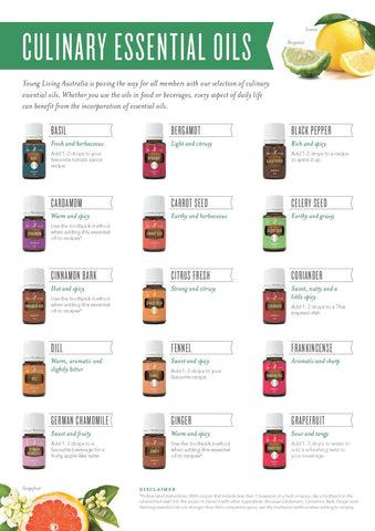 Young Living Essential Oils Nelson Bay | Wear Kids Play Culinary Oils