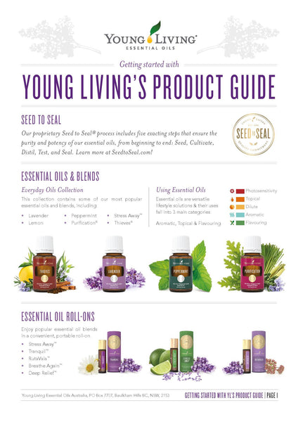Young Living Essential Oils Nelson Bay | Transform Your Life | Wear Kids Play