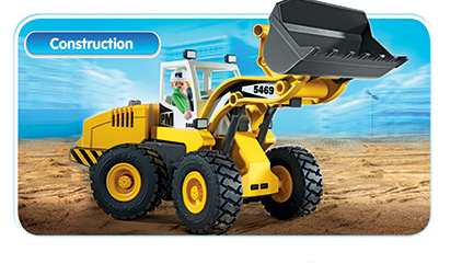 Playmobil | Construction | Wear Kids Play Toy Shop