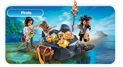 Playmobil | Pirate | Wear Kids Play Toy Shop