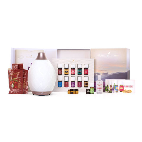 Young Living Premium Starter Kit With Desert Mist Diffuser | Out Of Stock Till Mid June