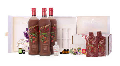 Young Living Premium Starter Kit with NingXia Red (AUS)