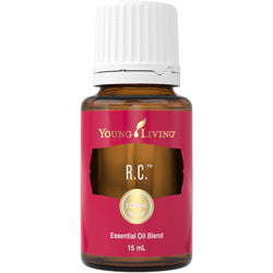 Young Living Essential Oils | R.C Essential Oil