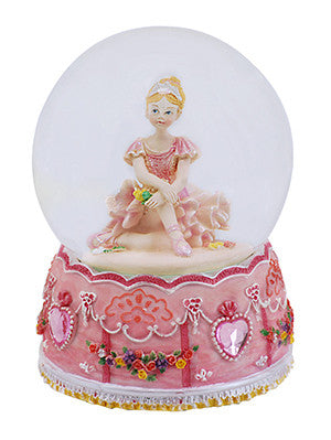 Musical Ballerina Globe - Wear Kids Play