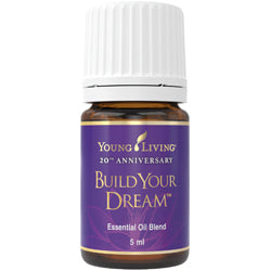 Young Living Essential Oils | Build Your Dream™ 5ml