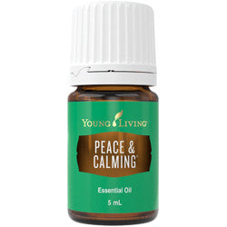 Young Living Essential Oils | Peace & Calming 5 ml | Limit 1 per order.