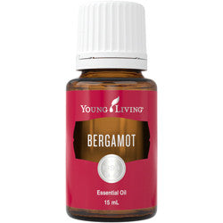 Young Living Essential Oils | Bergamot 15 ml