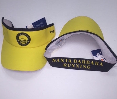 SB Running Yellow Visor