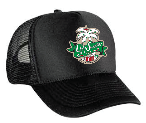 Ugly Sweater Fun Run Trucker Hat