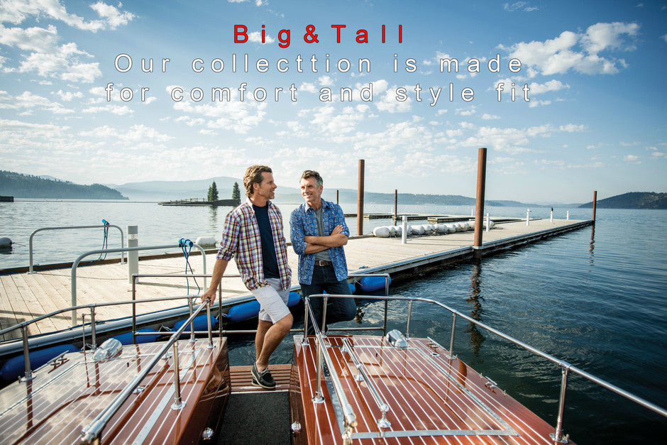 Shop Cutter and Buck Mens Big and Tall Collection Here