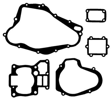 M-G 38258k Engine Gasket Set Kit for Suzuki 250 Quadracer 87-92