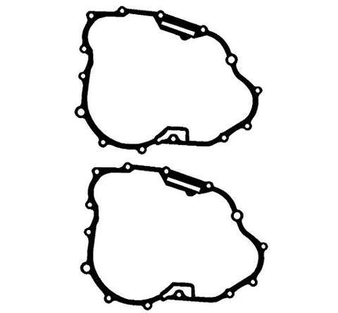 M-G 48357-8 Clutch Cover Gaskets for Yamaha 250 250R Raptor 2 Pack