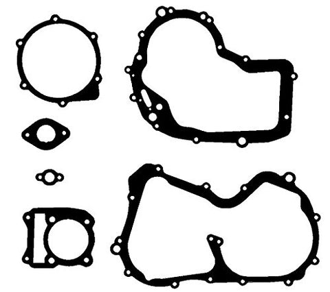 M-G 38317k Engine Gasket Set for Suzuki 250 LT-F LT250 LTF 250 / Ozark 87-09