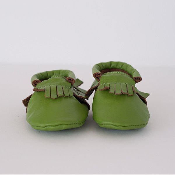 Green Moccasin