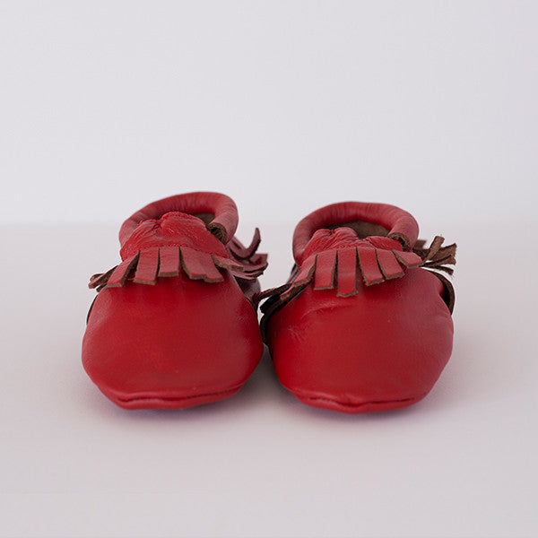 Red Moccasin