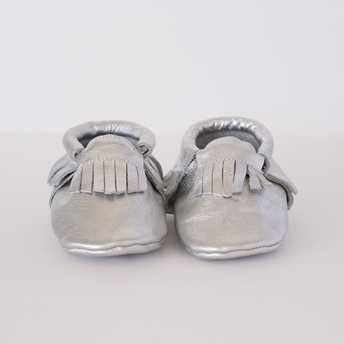 Silver Moccasin