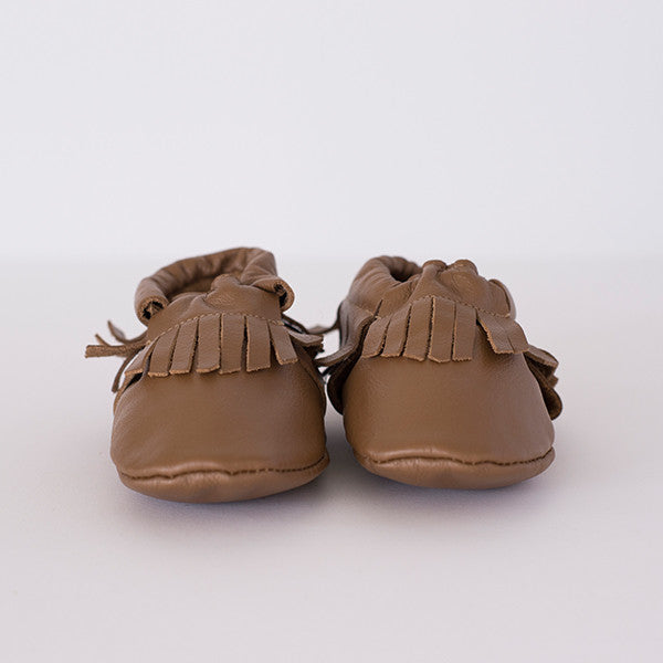 Tan Moccasin