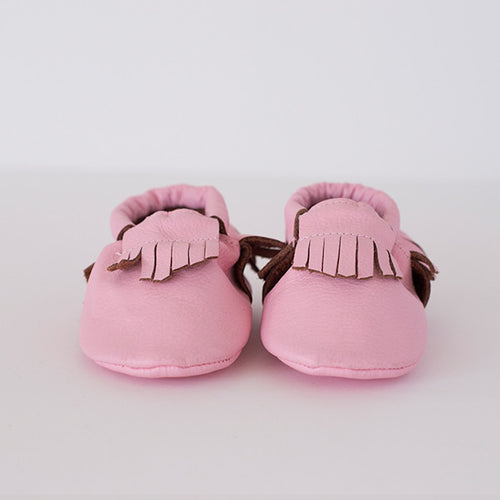 Light Pink Moccasin