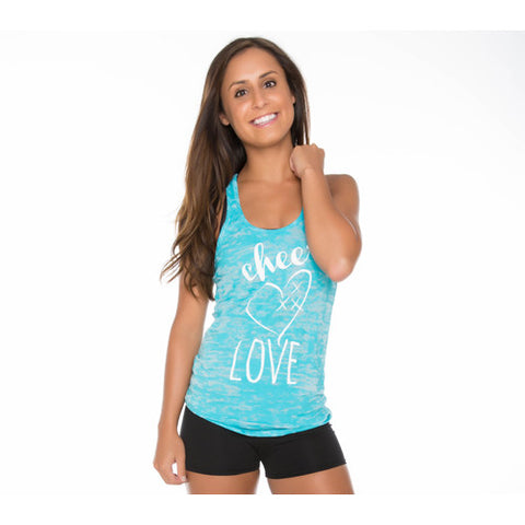 Cheer Love Signature Tank