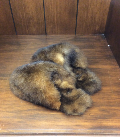 Full Fur Slipper