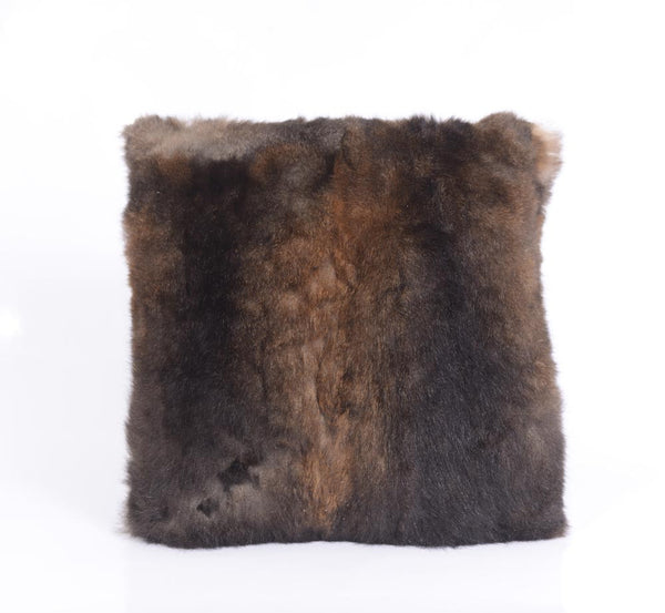 Possum Fur cushion