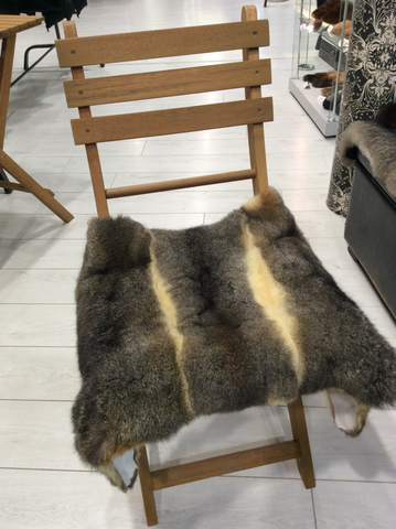 3 Pelts Seat Cover