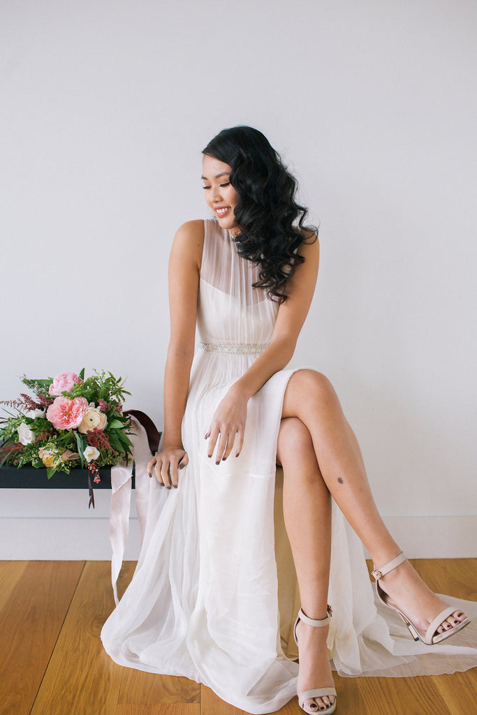 Loft Love Bridal Inspiration at the Boro Hotel