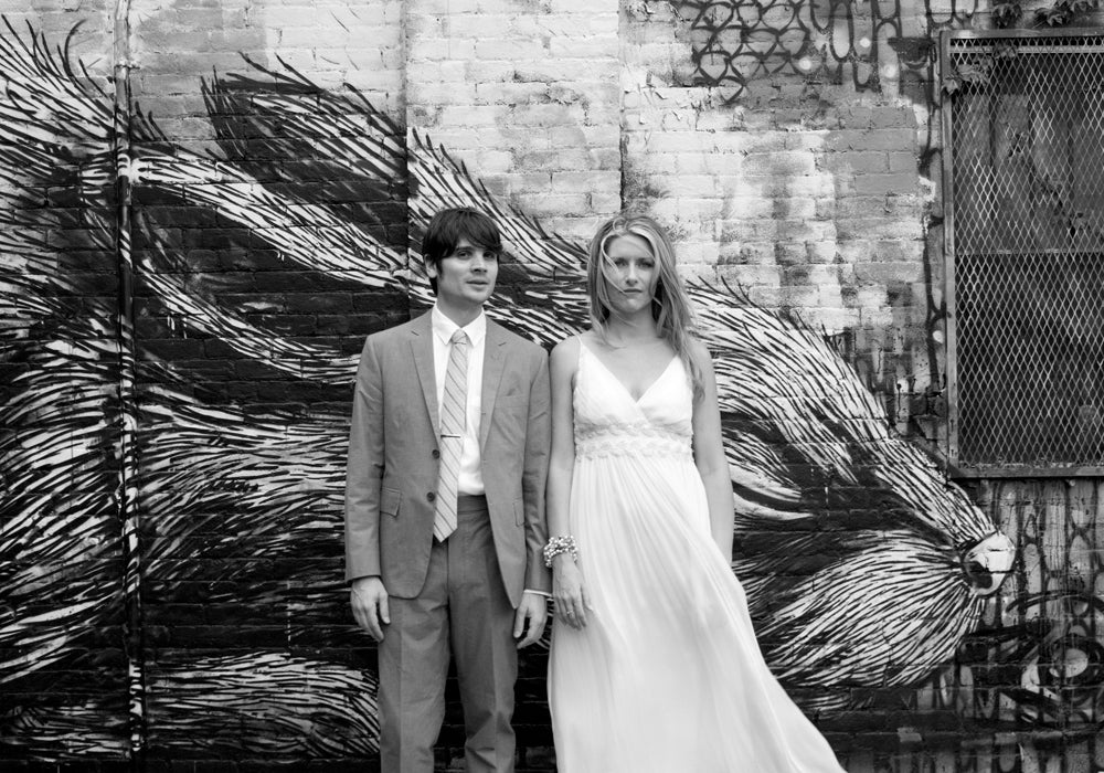 Heather's New York Wedding
