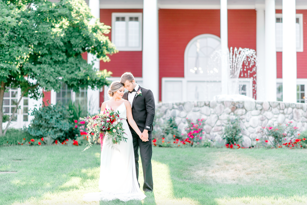 Traverse City Wedding Photo Shoot