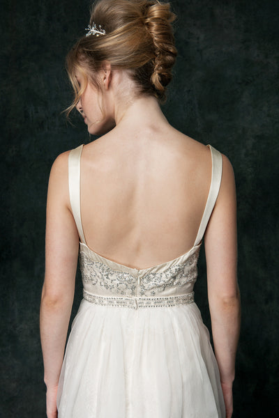 DT6366 Enchanted Ethereal Wedding Dress