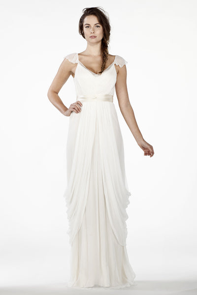 HB6365 Grecian Wedding Dress
