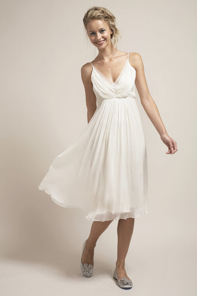 HB6722 A Perfect Short Wedding Dress