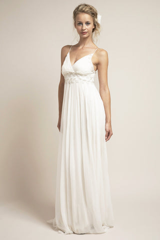 IK6901 A Perfect Beach Wedding Or Summer Dress