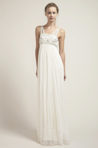 OY6905 Art Deco Inspired Alternative Wedding Dress
