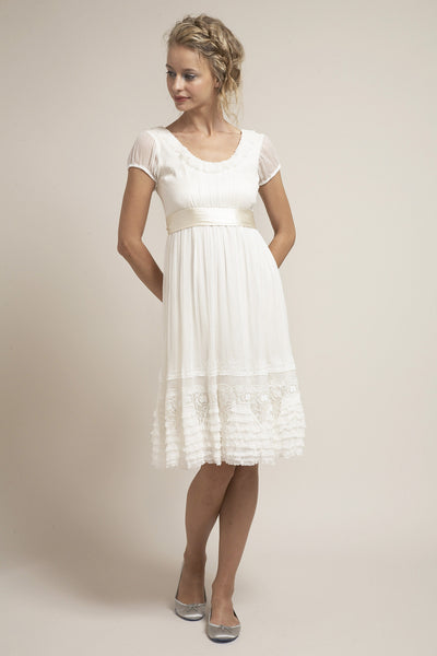 RY6645 Short Alternative Wedding Dress