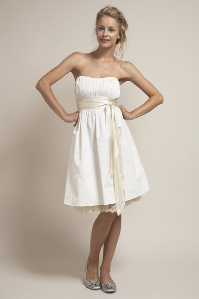 SH6169 Short Alternative Wedding Dress