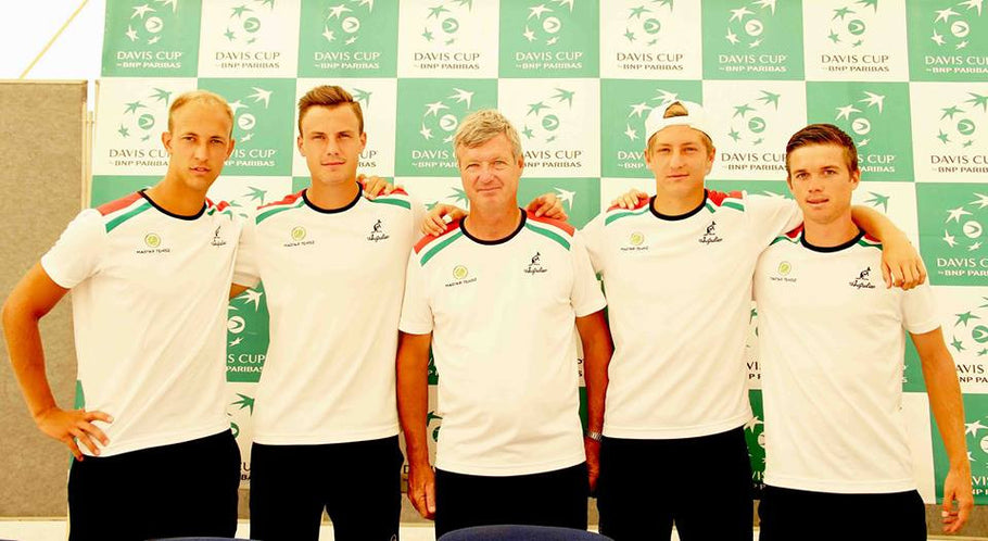 Davis Cup: Loriet Pro Team Player Peter Nagy Representing Hungary