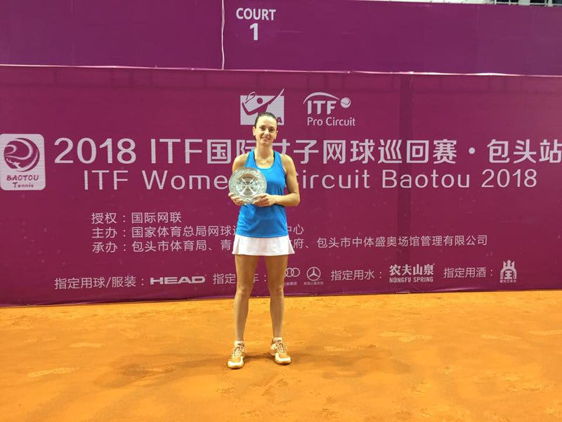 Nika Makes the Finals in Baotou, China