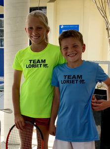 Loriet Teams up with the 941 Tennis Circuit to Support Youth Tennis