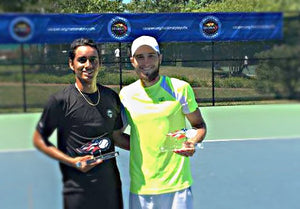 Hunter Reese wins Doubles @ US Open Playoffs