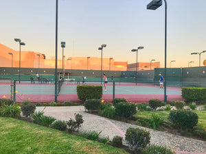 2018 WEST END TENNIS OPEN