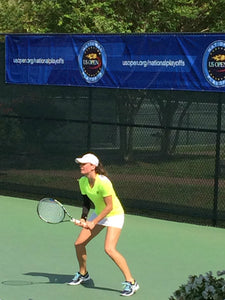 Nika wins the US Open National Playoffs