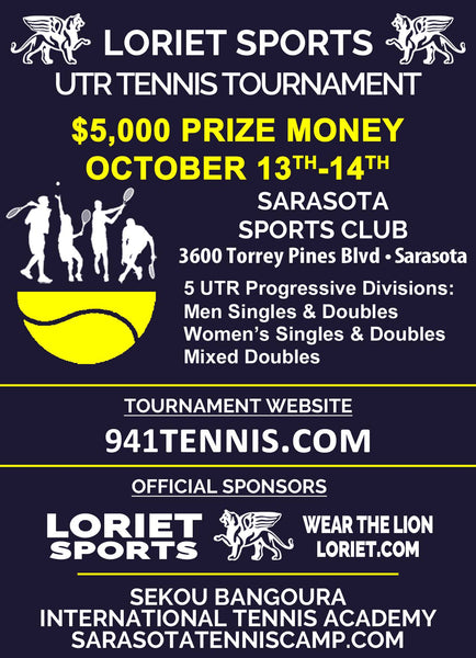Loriet Tournament Series September Results and October Tournament Dates