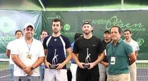 Loriet Pro Player Farris Gosea and Nathaniel Lammons win Cordoba