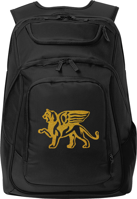 Multipurpose Performance Gold Backpack - Black