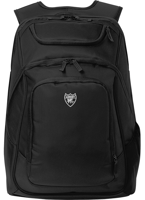 Multipurpose Performance Team Backpack - Black