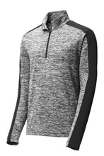 Load image into Gallery viewer, Laser Performance Quarter-Zip - Black