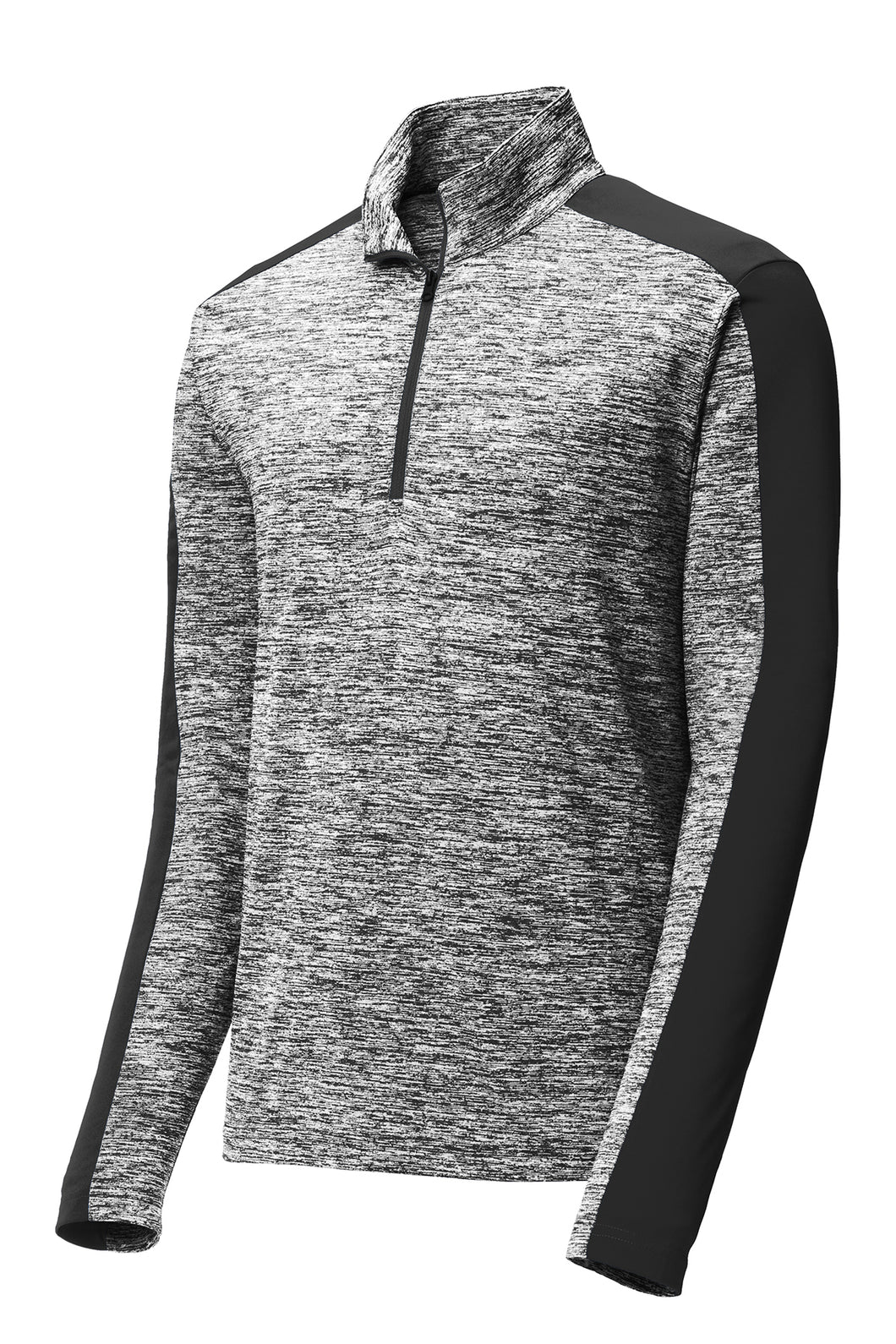 Laser Performance Quarter-Zip - Black